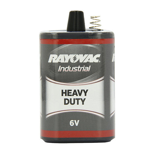 Rayovac-Volt Heavy Duty Lantern Battery, 6V-HD 6