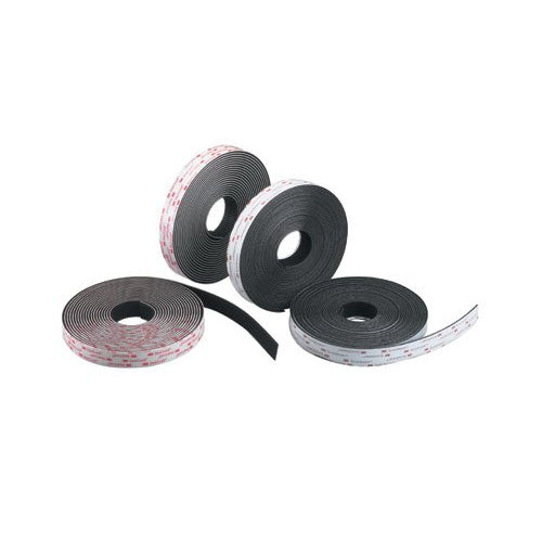 3M™ Fastener SJ3531 Loop S030 Black, 1 in x 50 yd 0.15 in Engaged Thickness