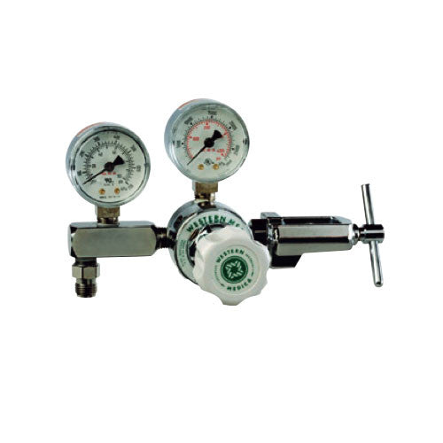 Clinical Regulators 0 – 50 PSI Delivery Range