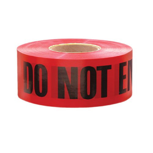 Custom Branded Caution Barricade Tapes