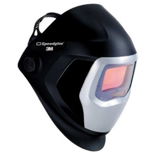 3M™ Speedglas™ Welding Helmet 9100 with Auto Darkening Filter 9100X - Shade 8-13
