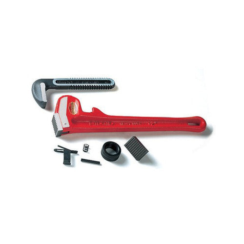 A Disassembled Ridgid Wrench