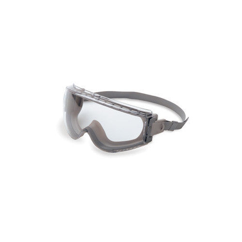 Honeywell Uvex Stealth Antifog Goggles, Gray