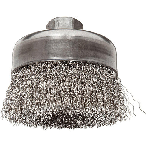 Weiler® Crimped Wire Cup Brushes 4