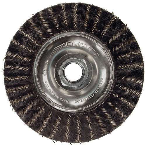 ECAP® Encapsulated Wheel Brushes