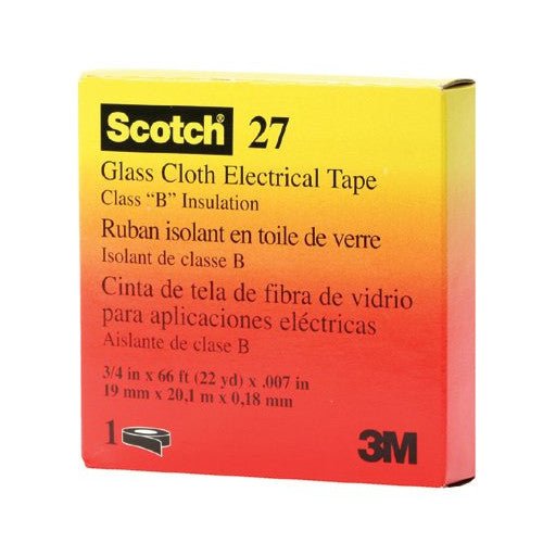 3M ™ Glass Cloth Electrical Tape 27