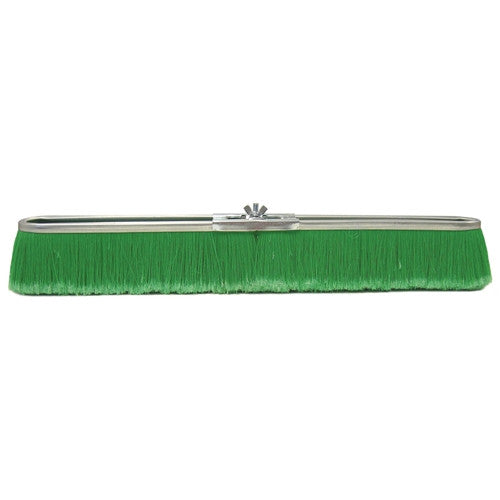 Vortec Pro Strip Brooms Green Polypropylene 24