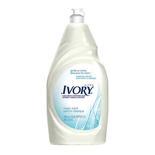 Ivory Dish Detergent 24 oz Pack of 10