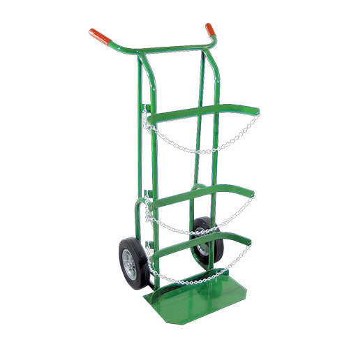 Heavy-Duty Dual Cylinder Delivery Cart