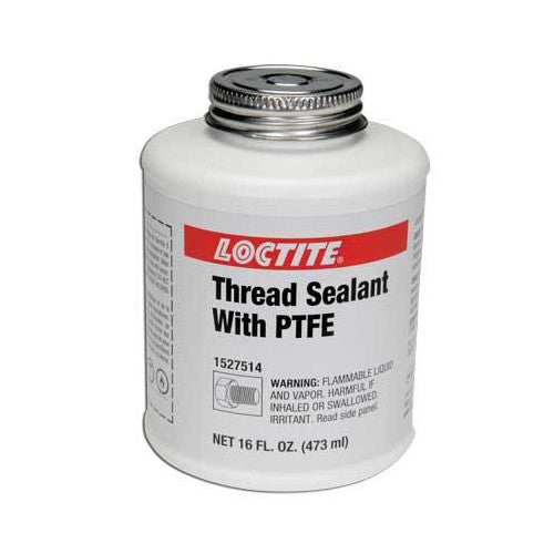Loctite Thread Sealant with Teflon® 16 oz. Brush Top Can