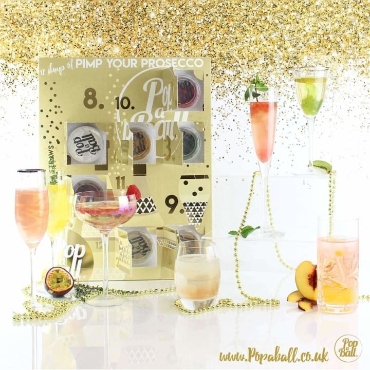 12 Days Of Pimp Your Prosecco - Bursting Bubbles