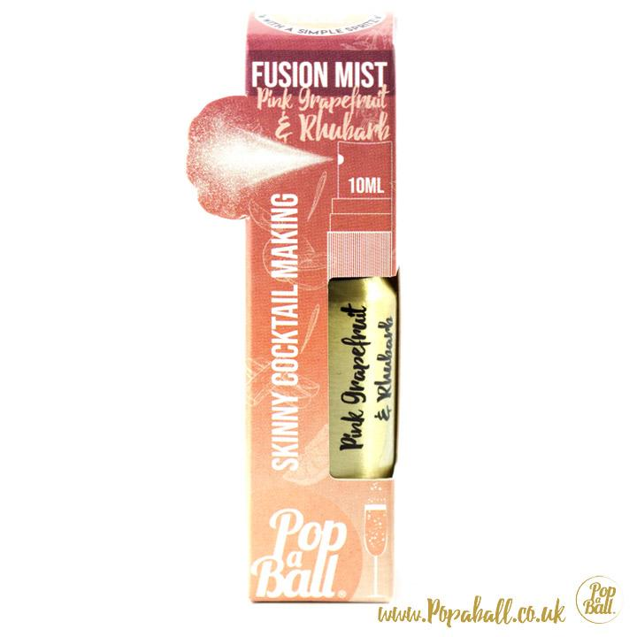 Pink Grapefruit and Rhubarb Fusion Mist