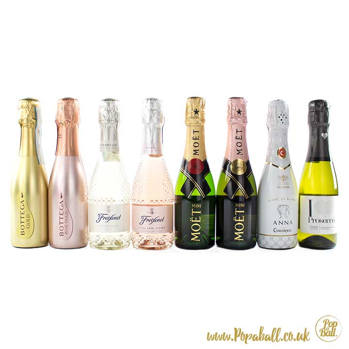 Prosecco Line up