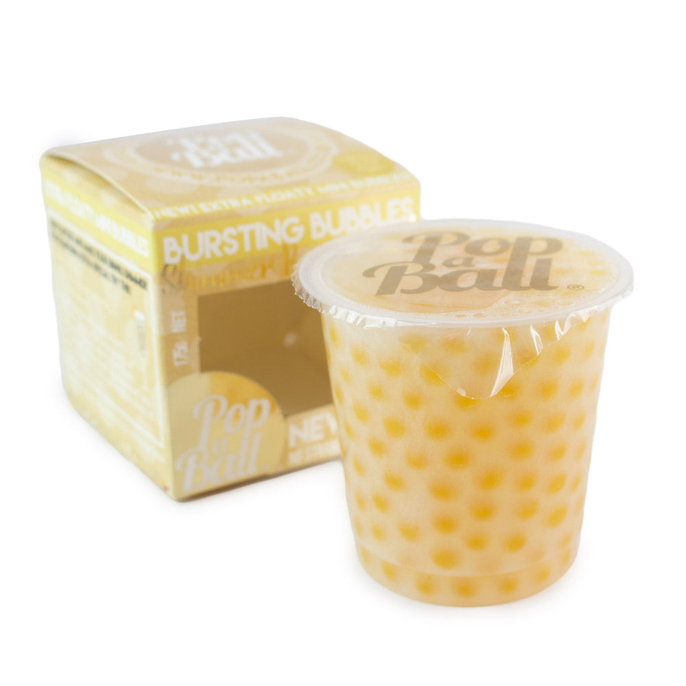 Shimmer Passion Fruit Bubbles - Bursting Bubbles