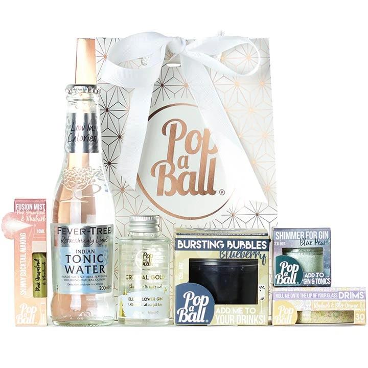 Pimp your gin gift set for G&T