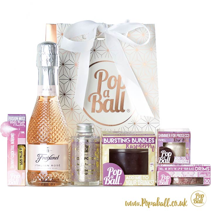 Pimp your prosecco gift set for prosecco