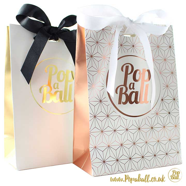 popaball gift bag