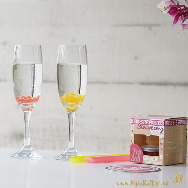 Bubbles For Prosecco - Bursting Bubbles
