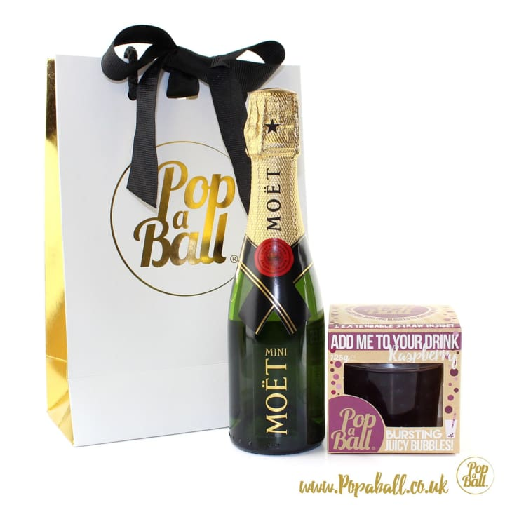 Bubbles With Fizz Gift Set - Fizz