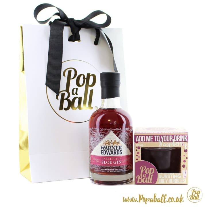 Large Pimp Your Gin Gift Set With Bubbles - Gin And Bubbles