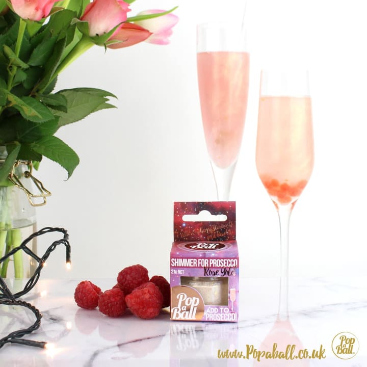 Large Pimp Your Prosecco Party Kit - Fizz