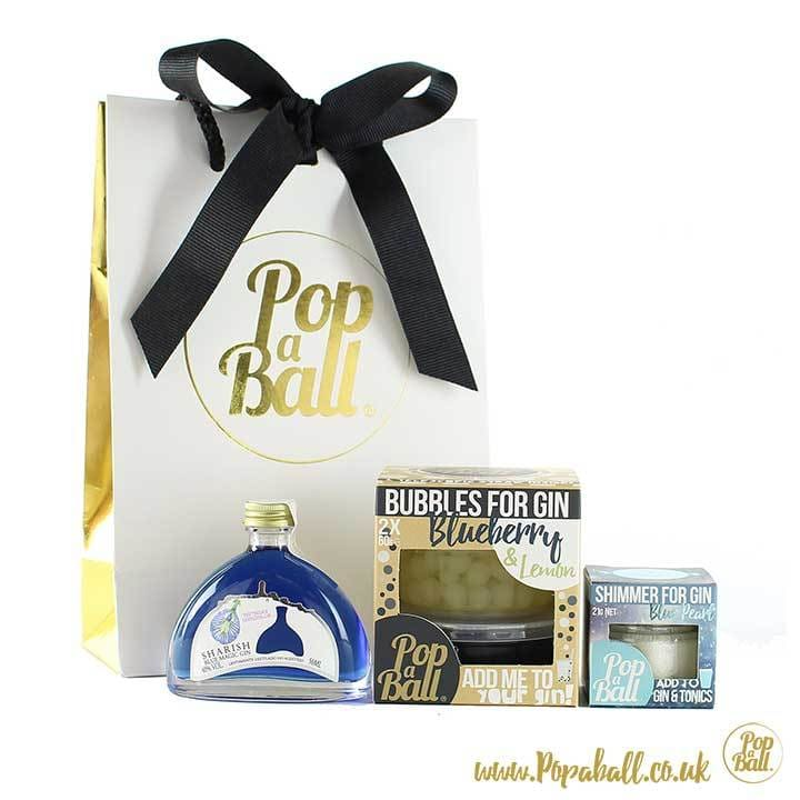 Pimp Your Gin Gift Set With Bubbles For Gin - Gin And Bubbles