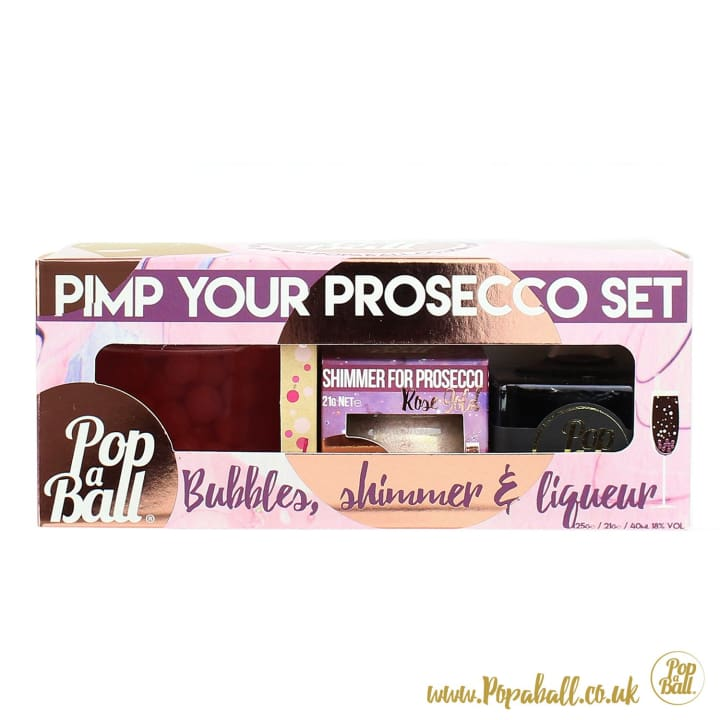 Pimp Your Prosecco Gift Box - Fizz
