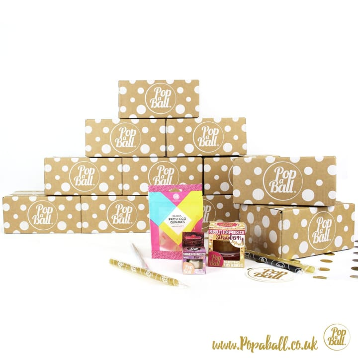 Popaball 12 Month Gift Subscription Box