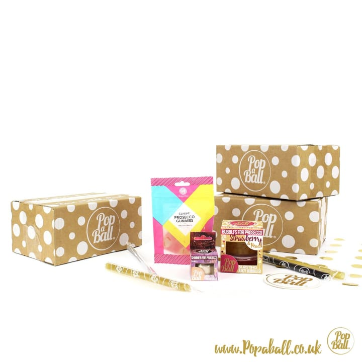 Popaball 3 Month Gift Subscription Box