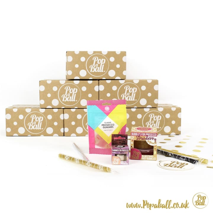 Popaball 6 Month Gift Subscription Box