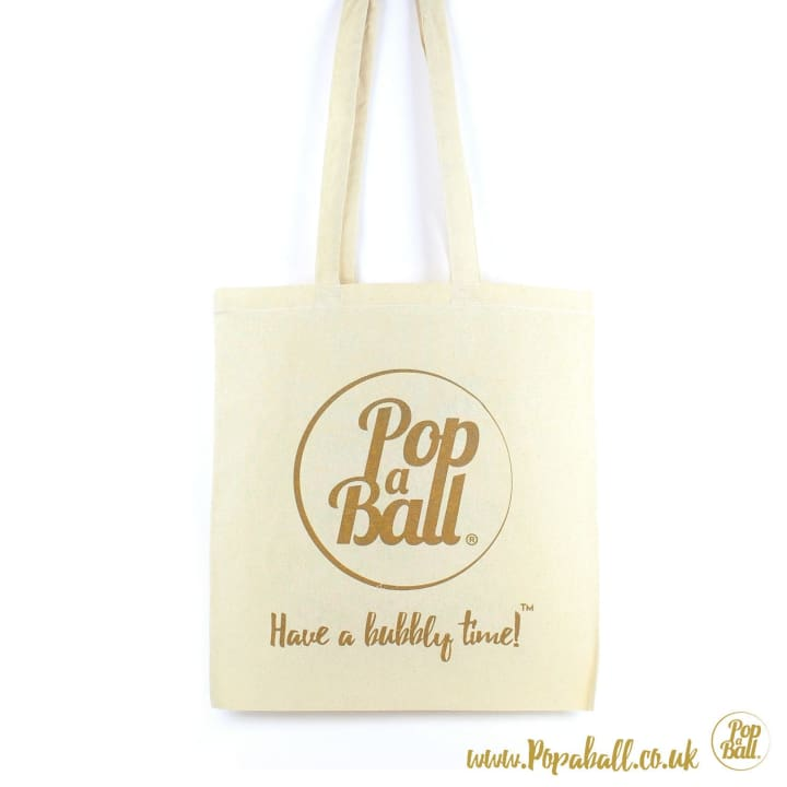 Popaball Canvas Bag