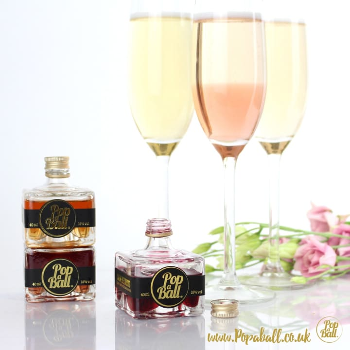 Popaball Liqueurs Single - Fizz