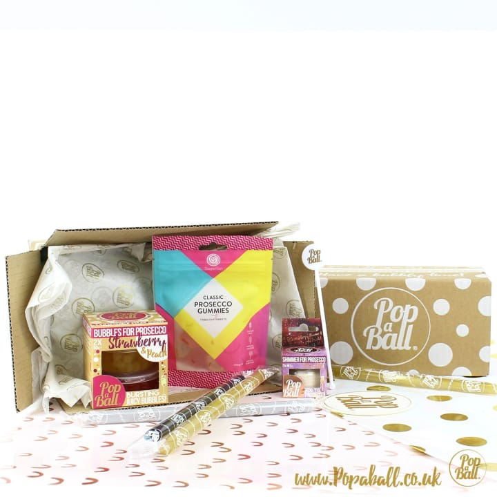Popaball Monthly Subscription Box