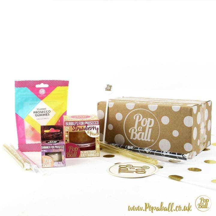 Popaball Monthly Subscription Box Row