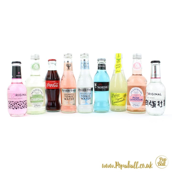 Shimmer Bubbles With Vodka Gift Set - Spirits