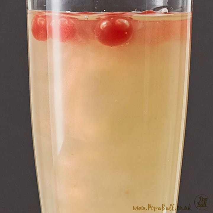 Shimmer Cherry Bubbles - Bursting Bubbles