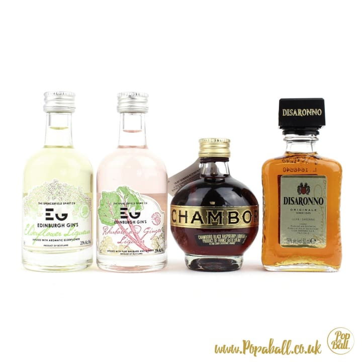 Small Pimp Your Gin Party Kit - Gin And Bubbles