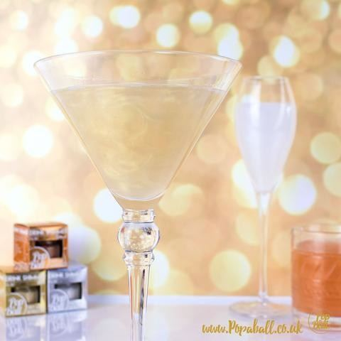 Flavourless Gold Drink Shimmer