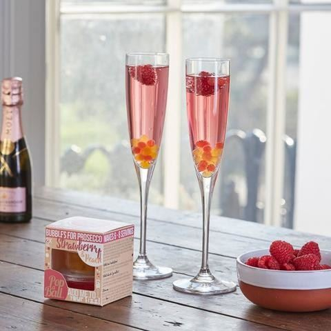 Moët & Chandon Rosé Champagne Gift Set