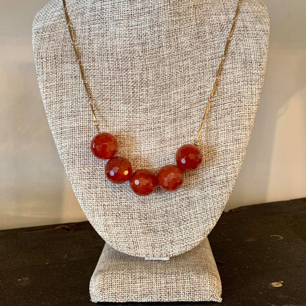 Cherry Gems Necklace