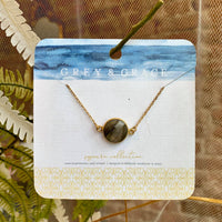 Grey & Grace Necklace