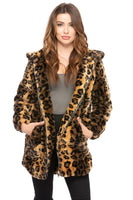 Purr Your Request Hooded Coat