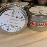 5oz Crisp & Cozy Candles