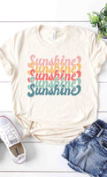 Retro Sunshine Tee