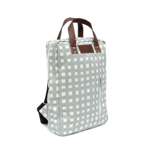 Flores Zippered Backpack