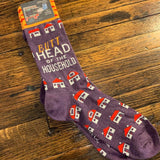 Men's Crew Socks by Blue Q