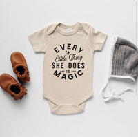 Every Little Thing onesie