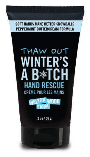 Hand Rescue 2 oz - Winter's a B*tch