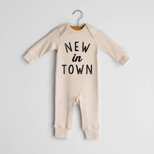 New in town romper