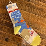 Women's Crew Socks by Blue Q